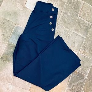ModCloth High-Waist Wide-Leg Trousers
